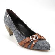MISS SIXTY Pumps Jeans-Hellbraun »Grace«