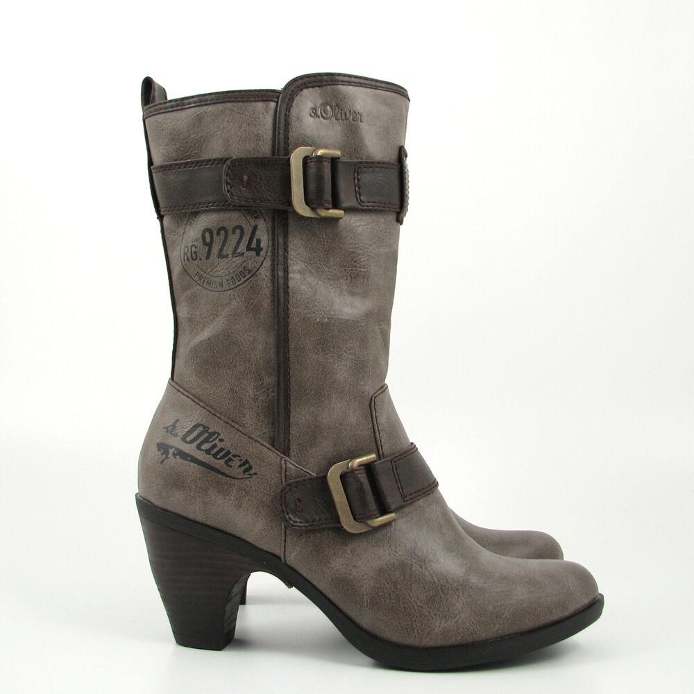quality design 79f77 025ef Pumps Sneaker S oliver Stiefel Schuhe Bis 70Reduziert UzVLSMqpG