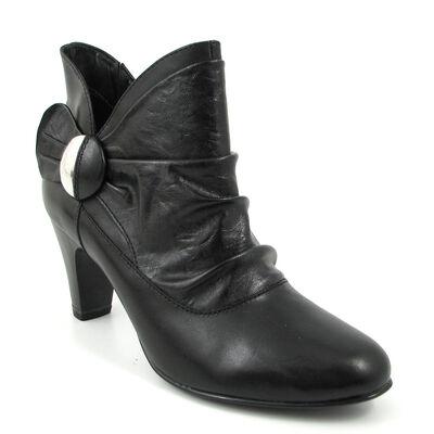 Caprice Stiefelette Schwarz - Ankle Boots