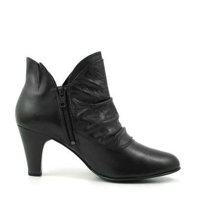 Caprice / Stiefelette Schwarz - Ankle Boots