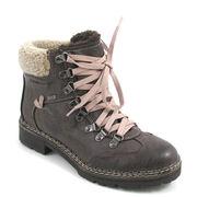 s.Oliver Boots Mocca - Wanderstiefel Braun (TEX)