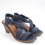 AirStep Keil-Sandalette, Blau
