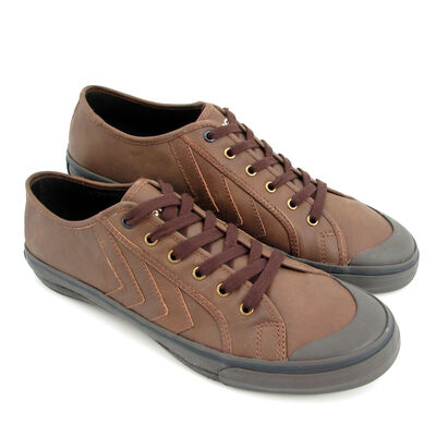 """ENERGIE / """"Zater"""" Brown Herren-Sneaker Braun"""