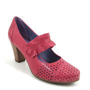 Tamaris Pumps Pink - Spangenpumps Shocking-Pink