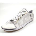 REPLAY Sneaker BRIDGETTE SATIN Platin