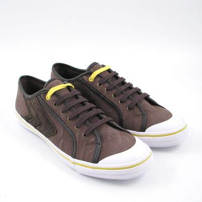 """ENERGIE / Sneaker """"Vulker Wash"""" Braun"""