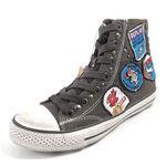 REPLAY Sneaker BOOK PATCH Grau