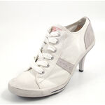 REPLAY Pumps STEP weiss