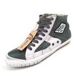 REPLAY Sneaker WAS CANVAS Grün