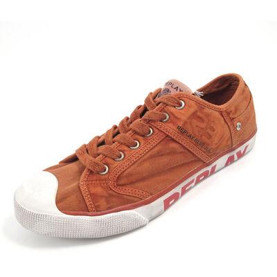 REPLAY ERCOL RED - Sneaker Rot