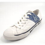 REPLAY Sneaker LEVIED weiss