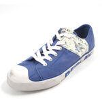 REPLAY Sneaker LEVIED Blau