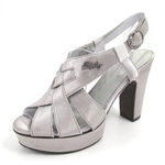 REPLAY Sandalette NEIGE Silber