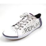 REPLAY Sneaker BRIDGETTE PERFED Weiss