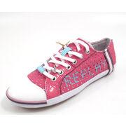 REPLAY BRIDGETTE PERFED FUXIA - Sneaker Fuchsia Rosa Pink
