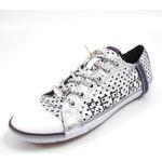 REPLAY Sneaker BRIDGETTE PERFED Silber