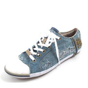 REPLAY BRIDGETTE DENIM - Sneaker Denim Jeans