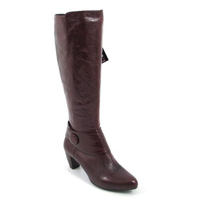 MARC Elegante Stiefel »Rubi« Rotbraun
