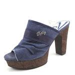 REPLAY Pantoletten VANDA Blau