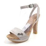 REPLAY Sandalette VICTORIA Platin