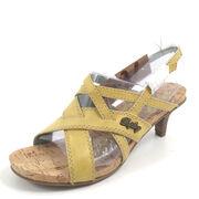 REPLAY IMOGEN YELLOW - Sandalette Gelb