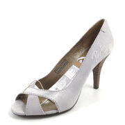 REPLAY TANGET SILVER - Pumps Silber