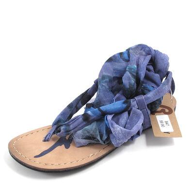REPLAY ANEES BLUE - Sandale Blau