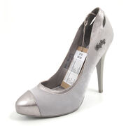 REPLAY SMALL DK SILV - Pumps Silber