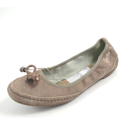 REPLAY POHE TAUPE - Ballerina Beige