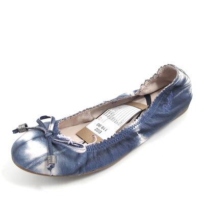 REPLAY KISHA NAVY - Ballerina Blau