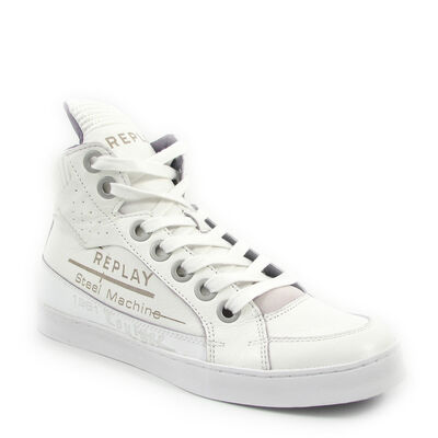 Replay / Sneaker COURAGE - Skater Schuhe Weiss