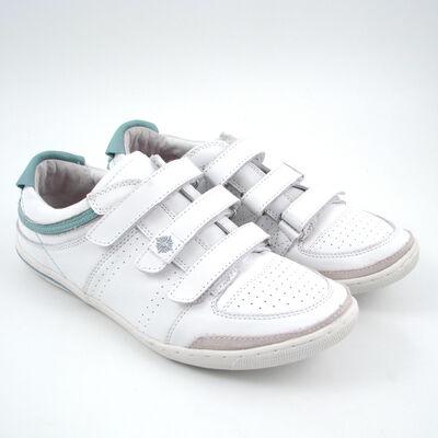 Replay Sneaker SATOSHI Weiss - Klettsneaker Herren
