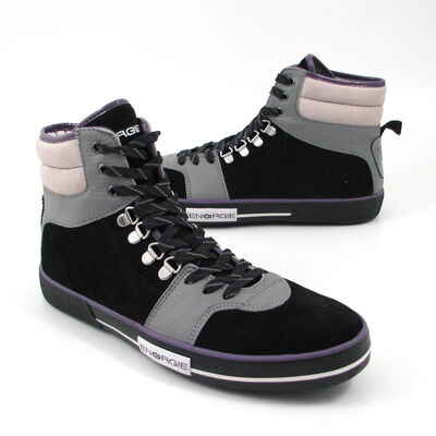 ENERGIE / Herren Sneaker NEW HOLLY Schwarz-Grau