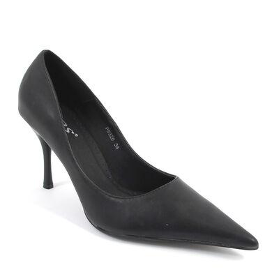 SDS Spitze Pumps - elegante schwarze Damenpumps günstig