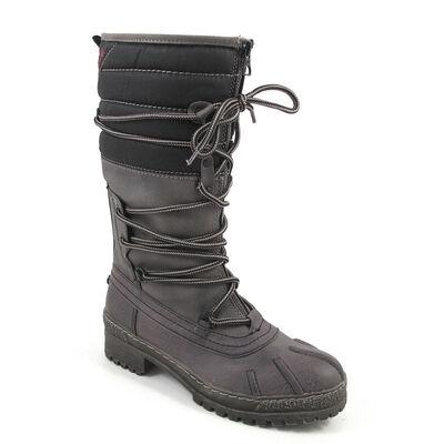 s.Oliver Stiefel günstig - Boots Grau/Schwarz - Winterstiefel Pepper