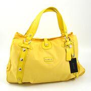 MARC Shopper Gelb - grosse Handtasche günstig
