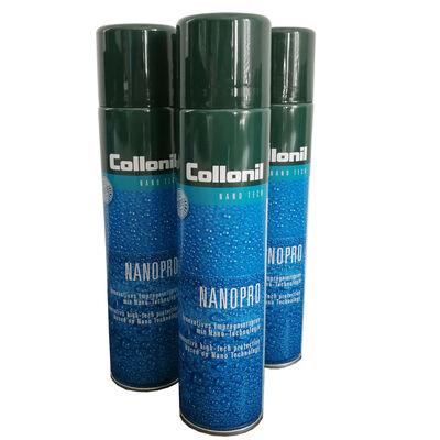Collonil 3x NANOPRO Imprägnierspray Spar-Set