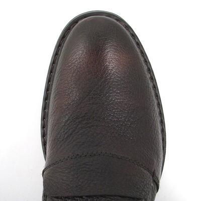 BELMONDO / Boots Dunkelbraun Stiefelette