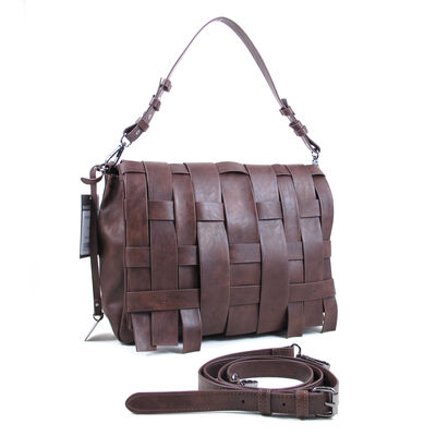 Marco Tozzi Bags Handtasche Braun, Crossbody Chestnut Antic