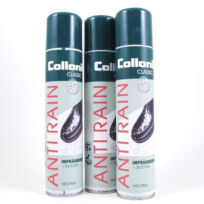 Collonil / 3x Imprägnierspray »ANTI RAIN CLASSIC«