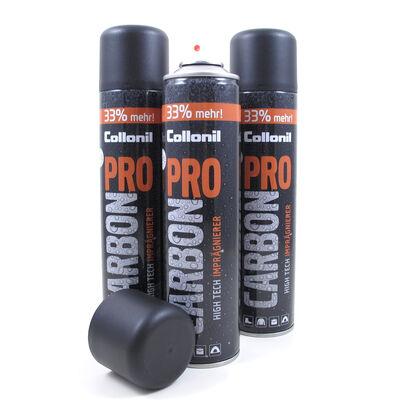 Collonil 3x CARBON PRO Imprägnierspray Spar-Set