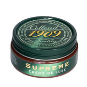 Collonil 1909 Creme de Luxe Braun-Mittelbraun Schuhcreme Supreme, Tiegel